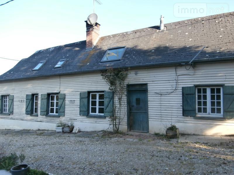 Achat maison a vendre la crique 76850 seine maritime 75 for Achat maison 2 notaires