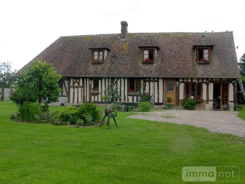 Maison a vendre Acon 27570 Eure 150 m2 7 pièces 217000 euros