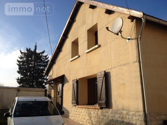 Maison a vendre Bouffignereux 02160 Aisne 95 m2 5 pièces 94000 euros