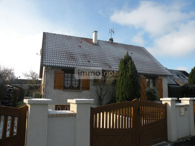 Maison a vendre Lucé 28110 Eure-et-Loir 126 m2 6 pièces 263000 euros