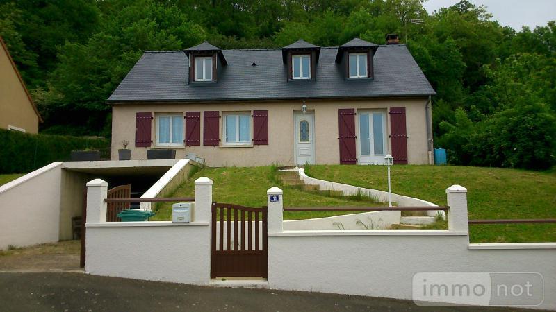 Maison a vendre Sceaux-sur-Huisne 72160 Sarthe 110 m2 7 pièces 155871 euros