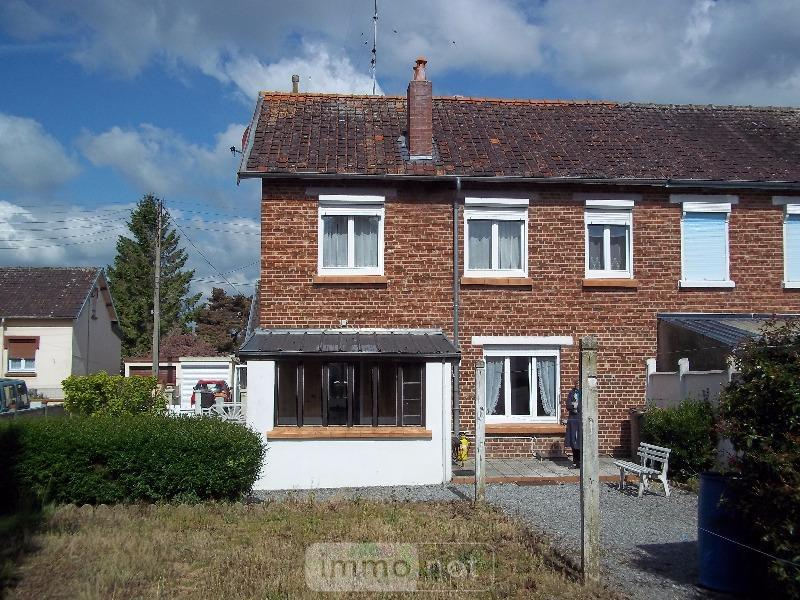 Achat maison a vendre avesnes sur helpe 59440 nord 9 for Achat maison nord