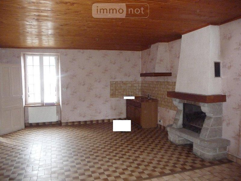 Maison a vendre Tressé 35720 Ille-et-Vilaine 70 m2 4 pièces 106000 euros