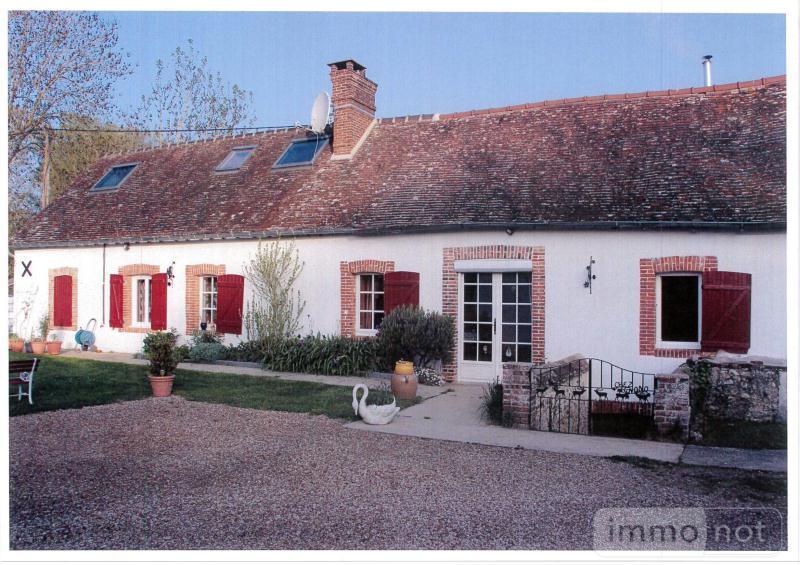 Maison a vendre Dampierre-sur-Avre 28350 Eure-et-Loir 103 m2 6 pièces 197000 euros