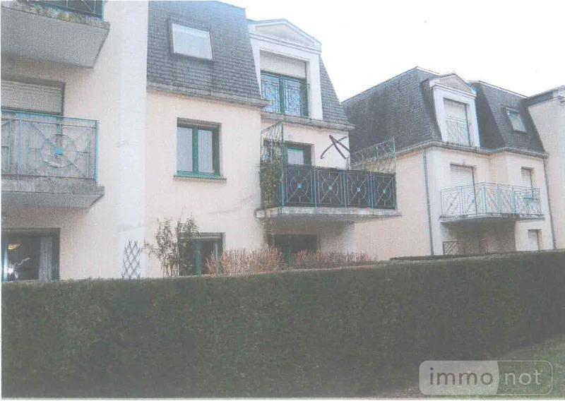 Appartement a vendre Vernon 27200 Eure 50 m2 2 pièces 113300 euros