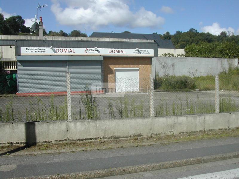 Location fonds et murs commerciaux Honfleur 14600 Calvados 70 m2  750 euros