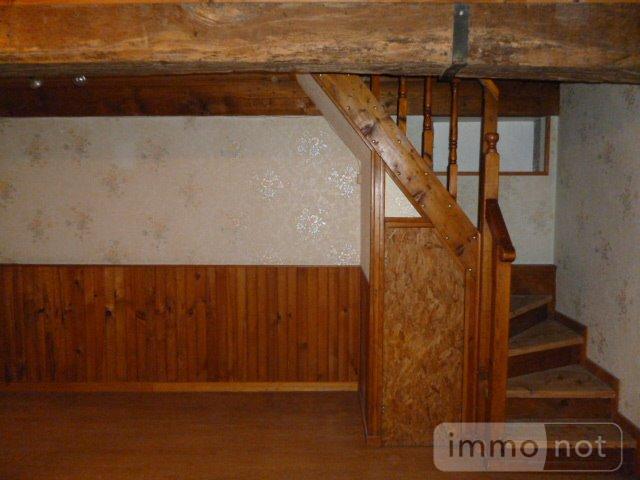 Maison a vendre Nanton 71240 Saone-et-Loire 75 m2 4 pièces 55000 euros
