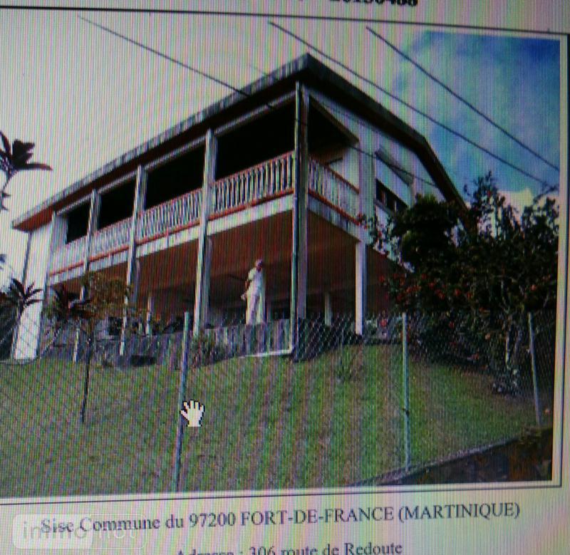achat maison a vendre fort de france 97200 martinique 257 m2 6 pi ces 320000 euros. Black Bedroom Furniture Sets. Home Design Ideas