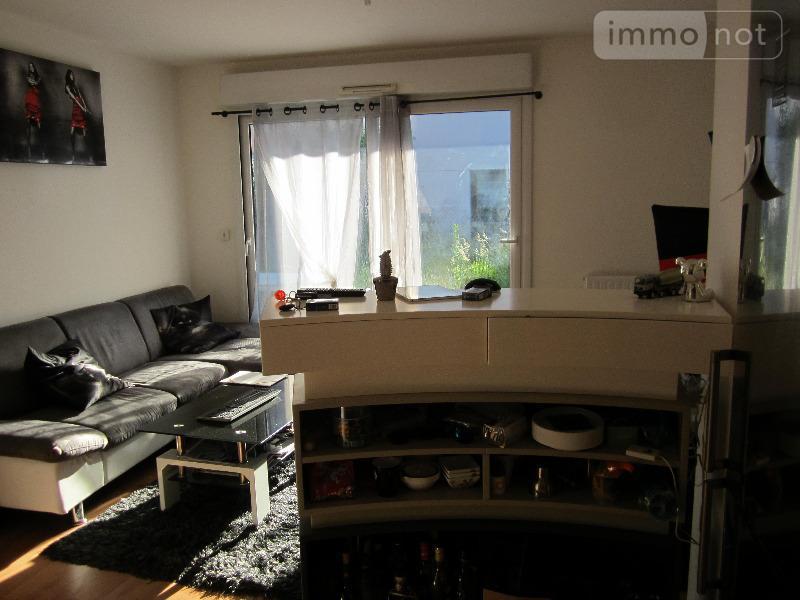 Appartement a vendre Chantepie 35135 Ille-et-Vilaine 43 m2 2 pièces 119822 euros