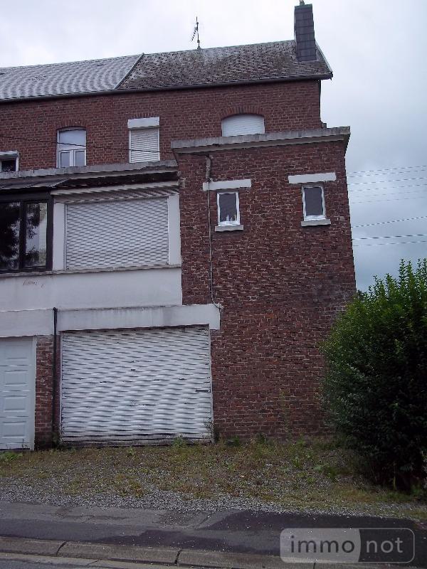 Maison a vendre Avesnes-sur-Helpe 59440 Nord 8 pièces 105280 euros