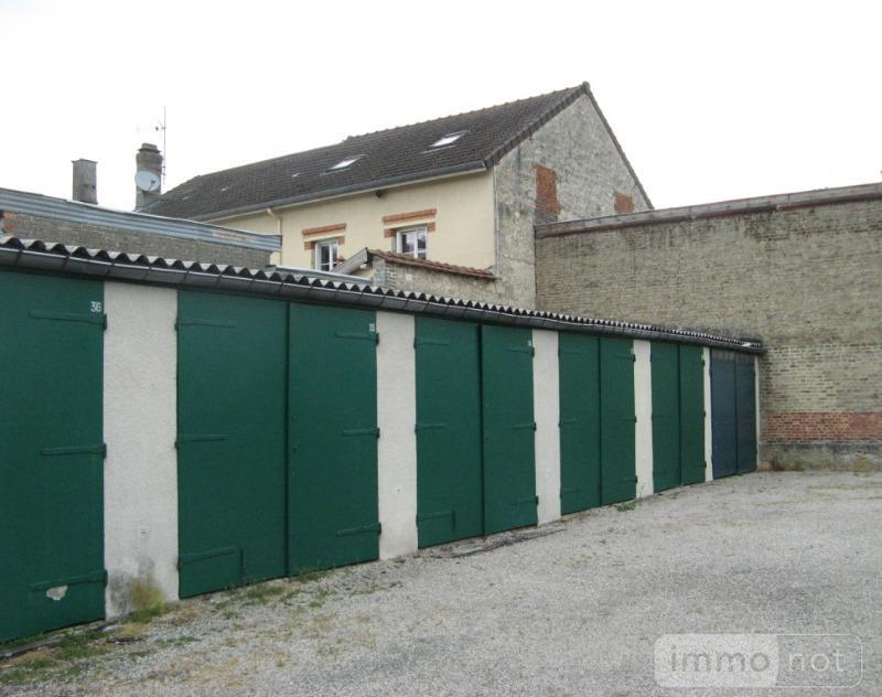 achat garage parking a vendre ch lons en champagne 51000 marne 8480 euros. Black Bedroom Furniture Sets. Home Design Ideas
