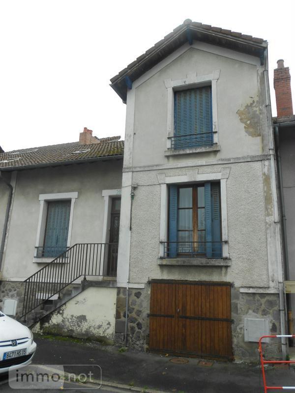 Maison a vendre Aurillac 15000 Cantal 110 m2 3 pièces 176450 euros