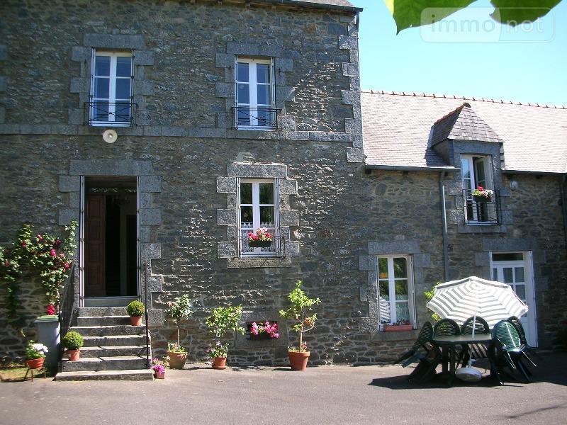 Maison a vendre Langourla 22330 Cotes-d'Armor 261 m2 14 pièces 258872 euros