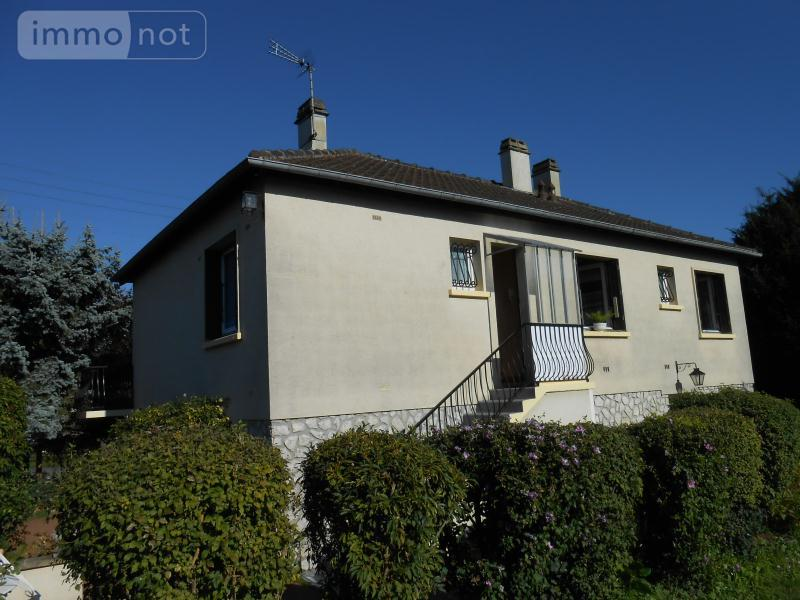 achat maison a vendre nogent le rotrou 28400 eure et loir 73 m2 4 pi 232 ces 125080 euros
