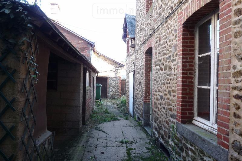 Maison a vendre Ambrières-les-Vallées 53300 Mayenne 170 m2 8 pièces 47700 euros