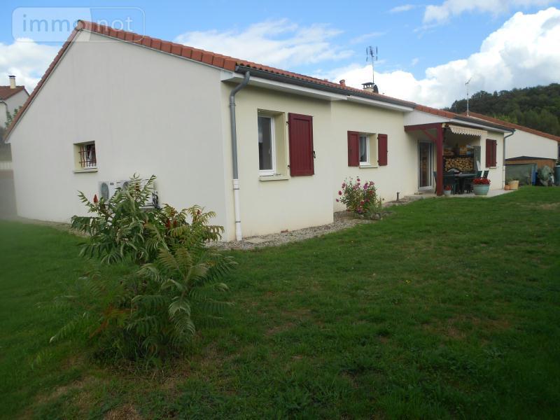 Maison a vendre Cayrols 15290 Cantal 122 m2 4 pièces 187000 euros