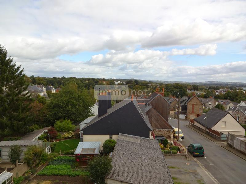 Appartement a vendre Fougères 35300 Ille-et-Vilaine 60 m2 3 pièces 63161 euros