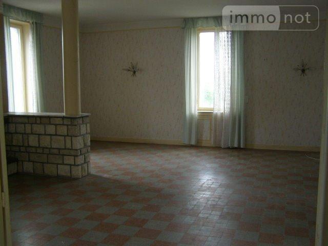Achat maison lainsecq 89520 yonne 172 m2 6 pi ces 130121 euros for Chambre yonne notaire