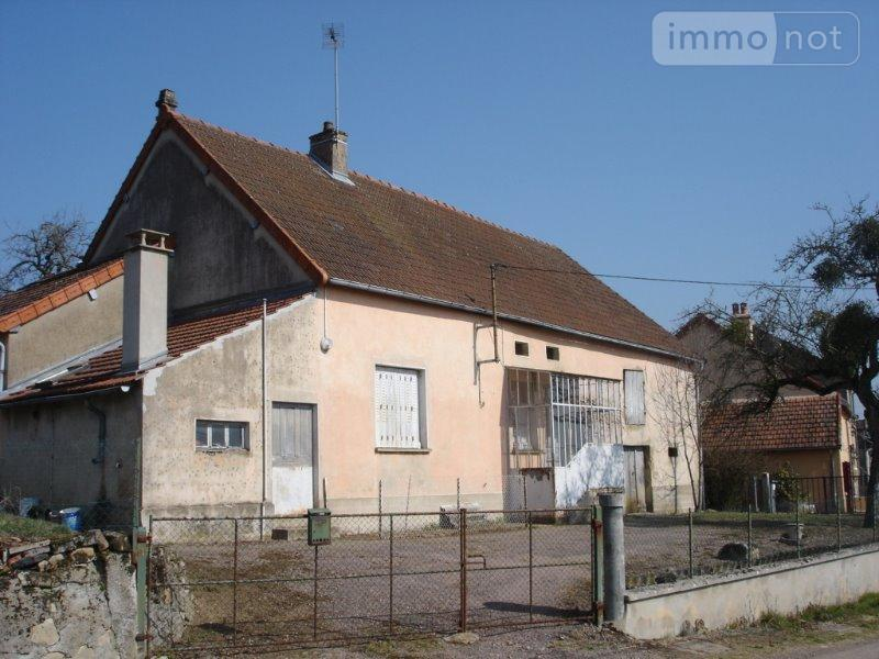Maison a vendre Saint-Léger-du-Bois 71360 Saone-et-Loire 90 m2 4 pièces 78000 euros