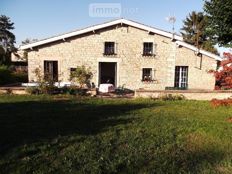 achat maison a vendre tournus 71700 saone et loire 80 m2