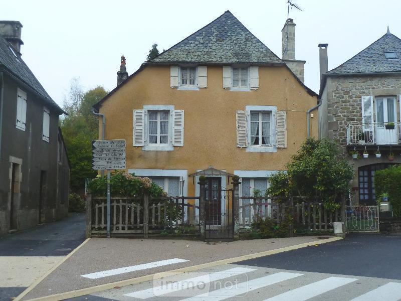 Maison a vendre Saint-Martin-la-Méanne 19320 Correze 5 pièces 47700 euros