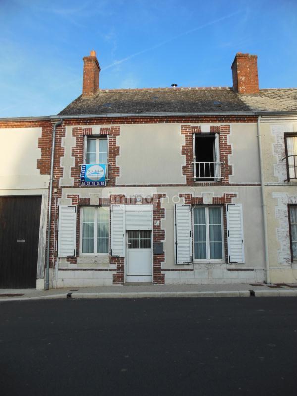 achat maison a vendre commune nouvelle d arrou 28290 eure et loir 85 m2 4 pi 232 ces 78472 euros