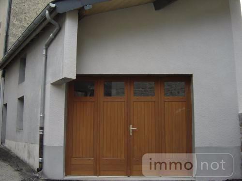 Garage et parking a vendre Neuvic 19160 Correze 20 m2  10600 euros