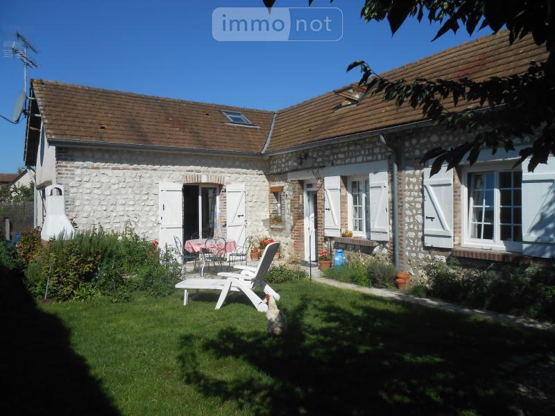 Maison a vendre Incarville 27400 Eure 130 m2 4 pièces 235000 euros