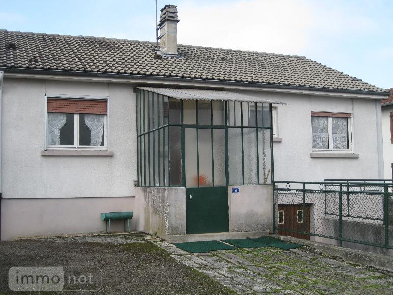 Maison a vendre Villers-le-Sec 51250 Marne 5 pièces 70000 euros