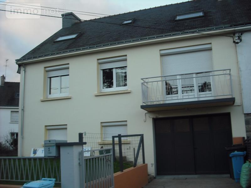 Maison a vendre Plouay 56240 Morbihan 7 pièces 137680 euros