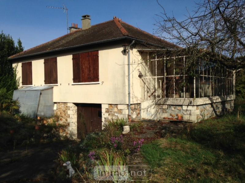 Maison a vendre Mesnil-sur-l'Estrée 27650 Eure 61 m2 4 pièces 99500 euros