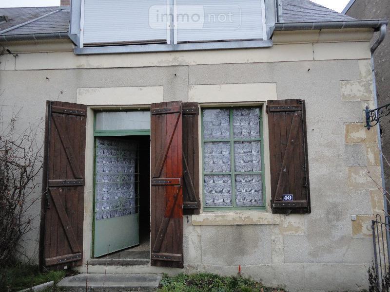 Maison a vendre Urzy 58130 Nievre 53 m2 2 pièces 42400 euros