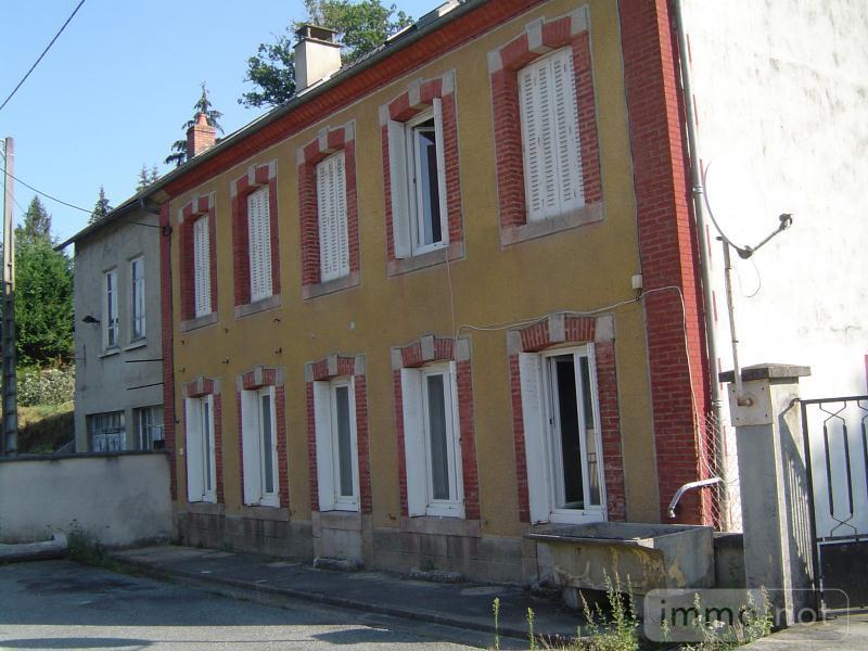 Maison a vendre Clairavaux 23500 Creuse 8 pièces 68300 euros