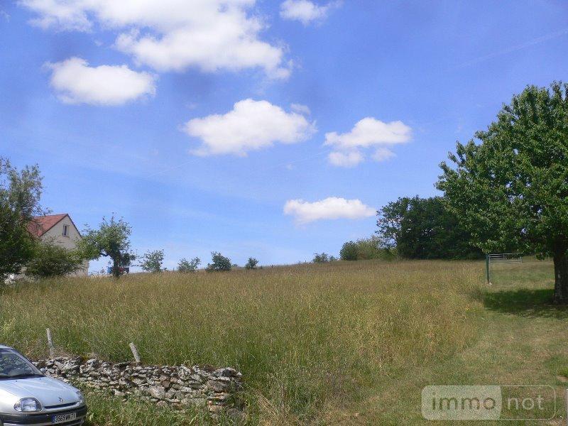 Terrain a batir a vendre Burnand 71460 Saone-et-Loire 8420 m2  35000 euros