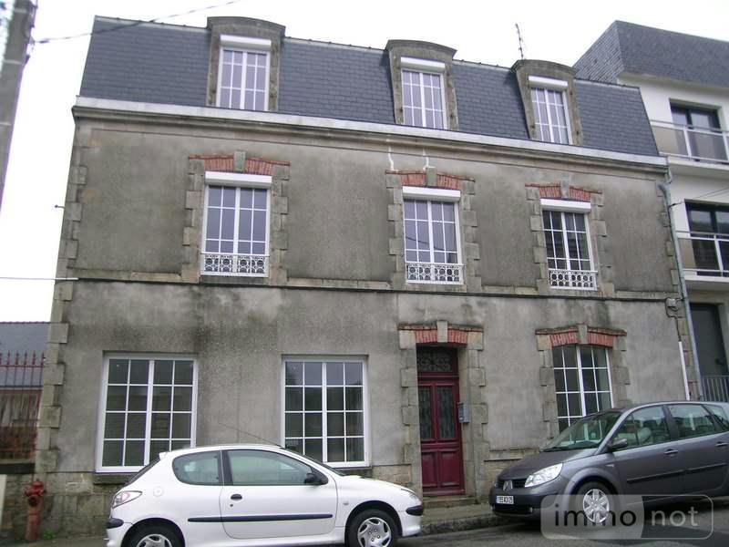 Appartement a vendre Pont-l'Abbé 29120 Finistere 35 m2 2 pièces 83800 euros