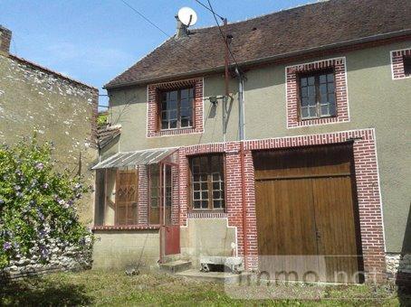 Maison a vendre Laduz 89110 Yonne 58 m2 3 pièces 73400 euros
