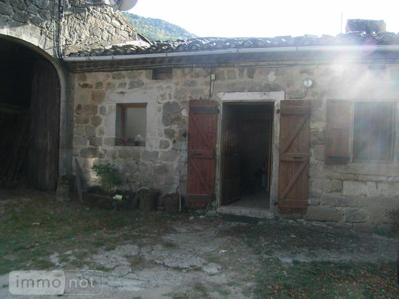 Maison a vendre Pourchères 07000 Ardeche  105000 euros
