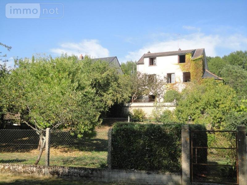 Maison a vendre Urzy 58130 Nievre 76 m2 4 pièces 88922 euros