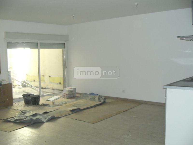Location appartement Chalon-sur-Saône 71100 Saone-et-Loire 62 m2 3 pièces 510 euros