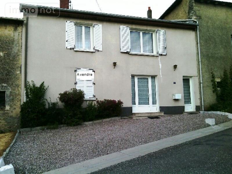 Maison a vendre Brixey-aux-Chanoines 55140 Meuse 194 m2 6 pièces 114600 euros