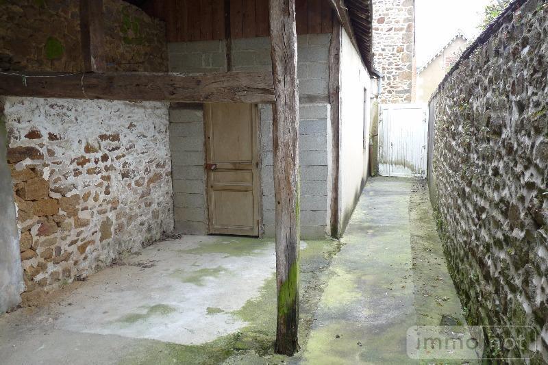 Immeuble de rapport a vendre Ambrières-les-Vallées 53300 Mayenne 107 m2  42400 euros