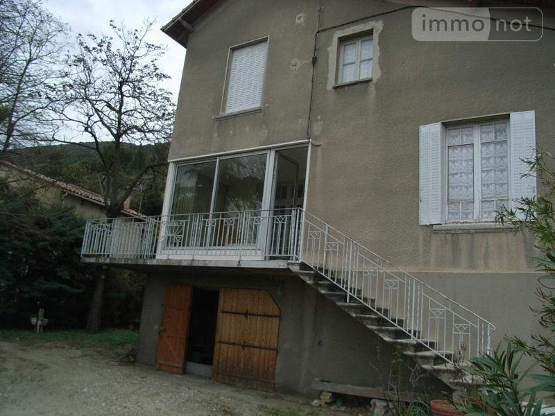 Maison a vendre Cruas 07350 Ardeche 140 m2 7 pièces 160000 euros