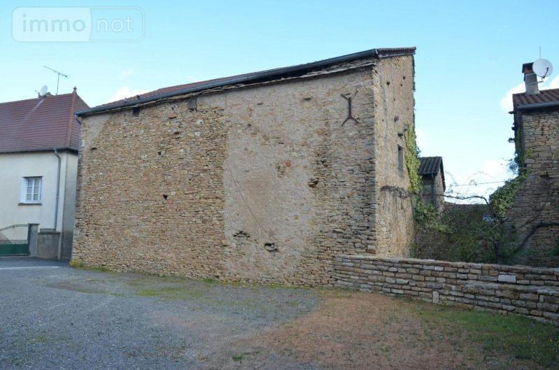 Maison a vendre Igé 71960 Saone-et-Loire 200 m2  46640 euros
