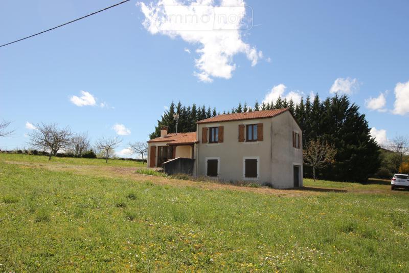 Maison a vendre Saint-Vincent-Rive-d'Olt 46140 Lot 84 m2 4 pièces 167680 euros