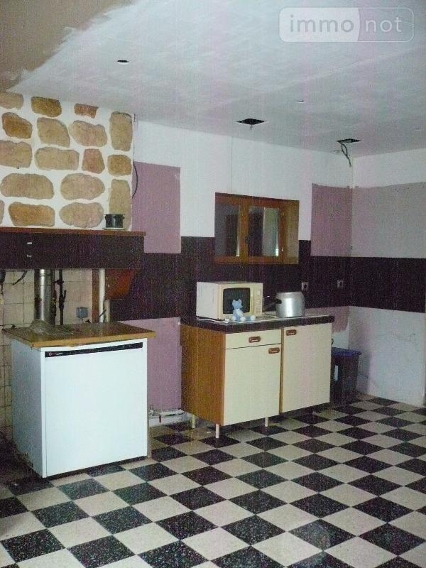 Maison a vendre Vereaux 18600 Cher 80 m2 5 pièces 53000 euros