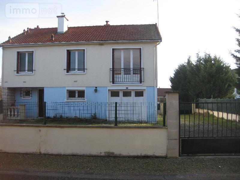 Maison a vendre Orconte 51300 Marne 5 pièces 115000 euros