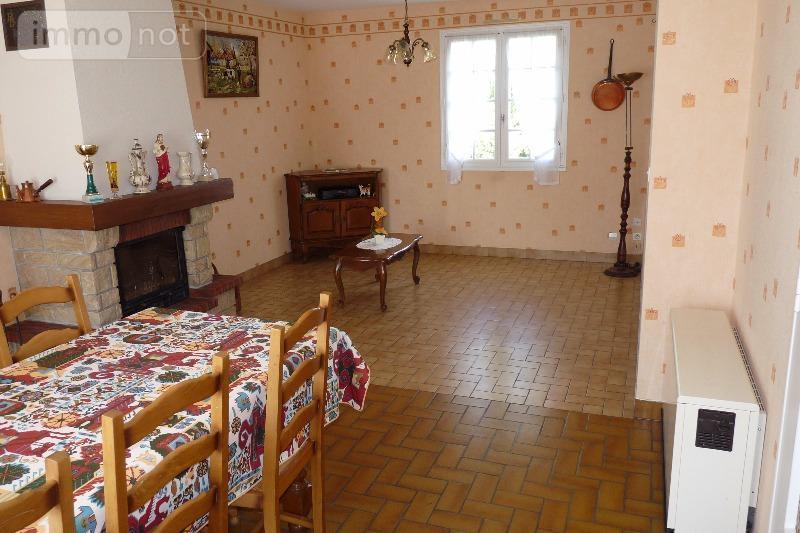 Maison a vendre Mayenne 53100 Mayenne 88 m2 5 pièces 88920 euros
