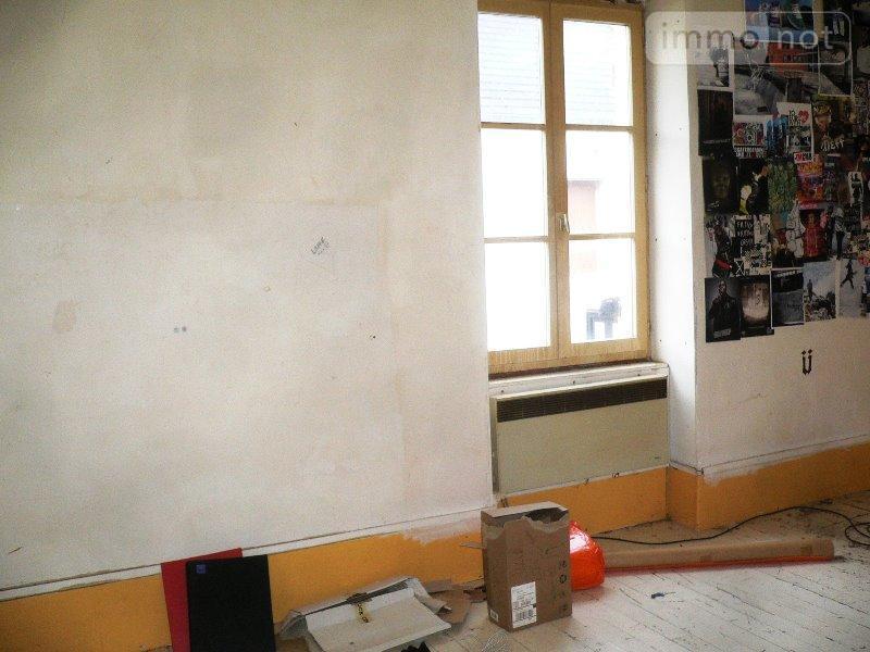 Maison a vendre Cormatin 71460 Saone-et-Loire 94 m2 3 pièces 75000 euros