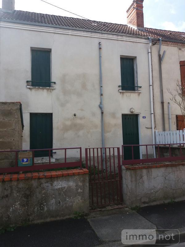 Maison a vendre Vierzon 18100 Cher 3 pièces 35000 euros