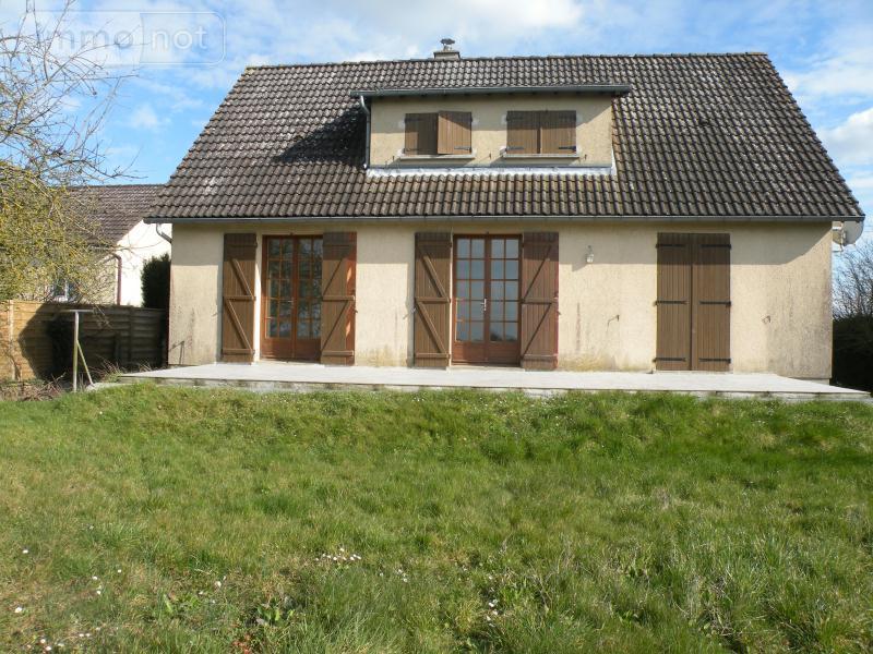 Maison a vendre Saint-Georges-sur-Eure 28190 Eure-et-Loir 122 m2 7 pièces 238200 euros